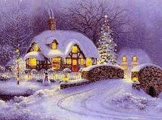 Risultati immagini per paesaggi natalizi