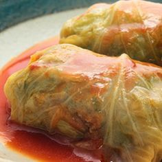 This slow cooker recipe for turkey and cabbage rolls is simple and yummy. If you're looking for recipes for turkey and stuffed cabbage rolls, you've found both here in one recipe, where we've replaced the traditional beef with lean ground turkey.