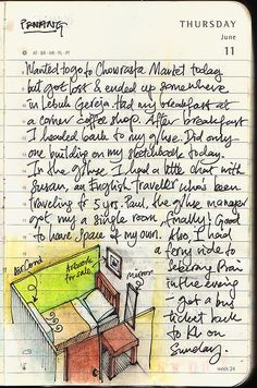 Journal, 11 June 2009 by Liyin the Creative-Extraordinaire, via Flickr