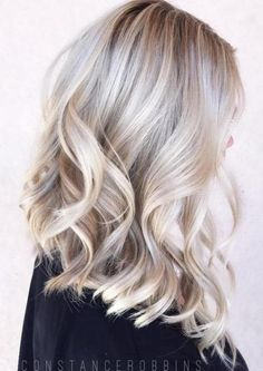 Blonde Hair Color Shades {Best Ideas for 2018}