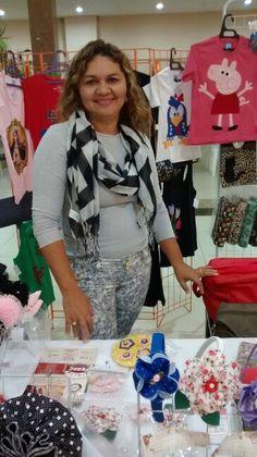 Ana Célia faz parte da FEARC.