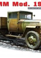 GAZ-MM Mod.1943 CARGO TRUCK – ICM 35134