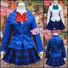 Love Live School Uniform Set SP153097