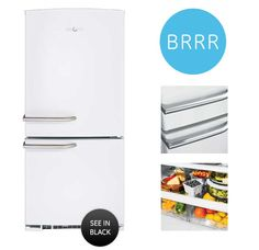 New fridge with retro style that's actually affordable -GE Artistry Series Appliances