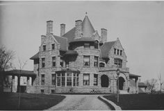 Hannaford built R.H. Mitchell house circa 1892 in North Avondale.  On National Register of Historic Places.