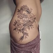 Of deze artiest? Clavicle Tattoo, Arrow Tattoo, Cool Forearm Tattoos, Forearm Tattoo Design, Dragon Tattoo For Women, Dragon Tattoo Designs, Tattoo Sleeve Designs, Tattoos For Women, Thigh Tattoo Quotes