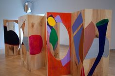 Jessica Stockholder - Site Related Installations, Sculpture, Writing + Video