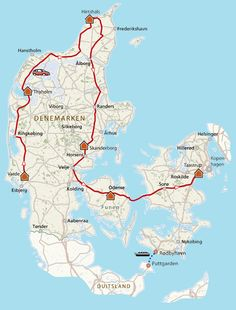 13-d rondreis Denemarken Dineren bij de Denen - Midden Jutland - Denemarken - Rondreizen - Pharos Reizen van ANWB