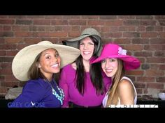 Kentucky Derby Usnaps photo booth fun at Republic Seattle!  #Usnaps,#photobooth