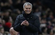 Manchester United news: For all his hubris and controversy, Jose Mourinho remains a footballing romantic at heart Graeme Souness, Manchester United Fans, Falling In Love, The Unit, Romantic, Daily Mail, Sign, News, Heart