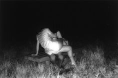 #dogging in the dark