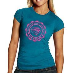 Jacksonville Jaguars Women's #1 Mom T-Shirt