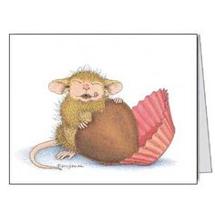 """8 Blank Cards/8 Envs"", Stock #: N270B, from House-Mouse Designs®. This item was recently purchased off from our web site, www.house-mouse.com. Click on the image to see more information."
