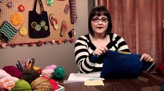 How To: Make a Gauge Swatch to Test Gauge & Tension for Your Crochet Pro...