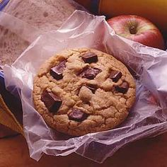 Gluten free chocolate chip cookie recipe! Make America's favorite chocolate chip cookies in a way that everyone can enjoy.