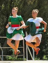 The Beauty & Happiness of Dancing the Irish Jig !! ❤