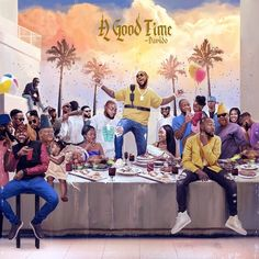 """Afro-popular music star Davido, at last, opened his high anticipated collection titled """"A Good Time"""",regardless of what you are going through. Afro, Album Of The Year, American Rappers, Latest Albums, Album Releases, Music Download, Pop Singers, Boogie Wit Da Hoodie, Popular Music"""