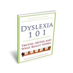 Dyslexia 101 will walk you through figuring out your child's reading struggles and give you the tools to help them to succeed.