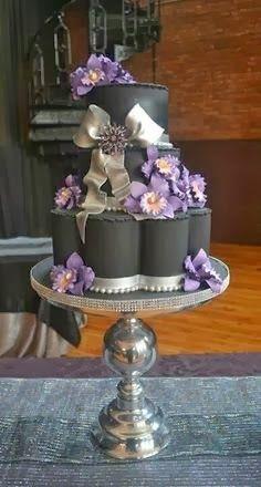homemade wedding cake 2014