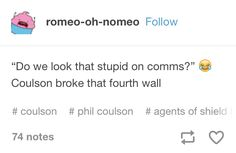 Phil coulson for ya