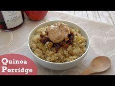Porridge di quinoa (vegan + senza glutine)