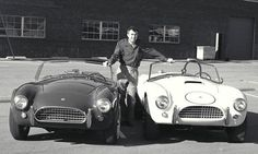 Caroll Shelby's life documented via TV miniseries on the Velocity Channel