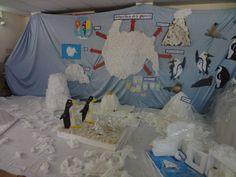 Antarctica classroom display photo - Photo gallery - SparkleBox