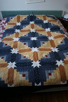 Flickr Search: log cabin quilt | Flickr - Photo Sharing!