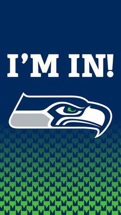 Seattle Seahawks iPhone 6 Wallpaper. I'm In! #seattleseahawks