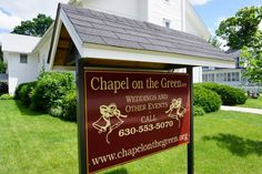 Chapel On the Green – Yorkville, Illinois – Hawkinson Events