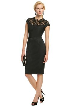 Bennett Lace Sheath From Rent The Runway via Lover.ly