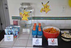 Pokemon Birthday Party Ideas   Photo 1 of 21