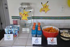 Pokemon Party | CatchMyParty.com
