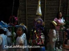 """One of the Mexican Christmas celebrations are """"Las Posadas"""" and """"Patorelas"""". The barrio """"San Felipe de Jesús"""" in Barra de Navidad celebrates these beautiful traditions in the most authentic way thanks to a group of neighbors led by Doña Petra. Enthusiastic children dressed up as Joseph, Mary, shepherds, angels and devils including """"luzbel"""" (lucifer) gather in the church of the barrio ..."""