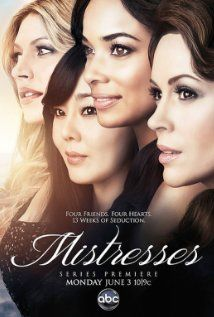 Mistresses. Wonderful mix of cast members. Funny and you guessed it.. drama filled.
