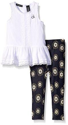 Calvin Klein Girls' Crinkled Gauze Tunic and Printed Knit... https://www.amazon.com/dp/B016R0H1AS/ref=cm_sw_r_pi_dp_x_RwTWxb8AEMP44