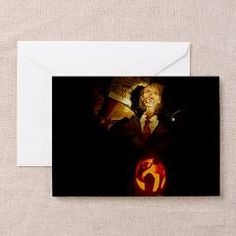 Of Corpse #1 Greeting Card
