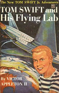 Tom Swift Jr. #1. I recently read these again. Not the same