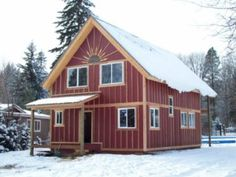 2 Story Pole Barn Kit