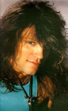 Jon Bon Jovi.