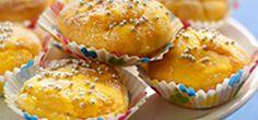 Lemon drizzle fairy cakes