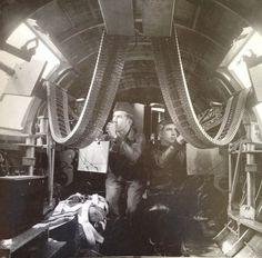 B-17 Gunners