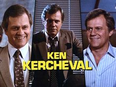Ken Kercheval as Cliff Barnes