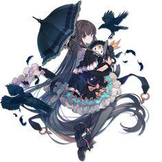 Tairitsu & Chuni Penguin Anime Girl Drawings, Anime Art Girl, Cute Drawings, Fan Anime, Anime Oc, Fantasy Characters, Anime Characters, Character Art, Character Design