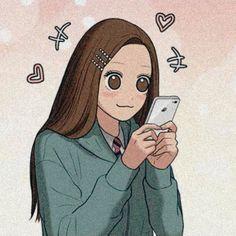 Beauty Web, True Beauty, Angel Aesthetic, Aesthetic Girl, Cute Profile Pictures, Profile Pics, Anna Blue, Webtoon Comics, Iconic Characters