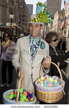 Find New York April 4 Man Partakes stock images in HD and millions of other royalty-free stock photos, illustrations and vectors in the Shutterstock collection. Easter Bunny, Easter Eggs, Easter Bonnets, Easter Hat Parade, Crazy Hats, Easter Colors, Fancy Dress, Photo Editing, Stock Photos