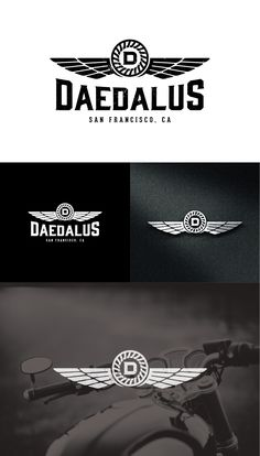 Design #133 by El maestro | Bespoke motorcycle and aviation themed business looking for our logo
