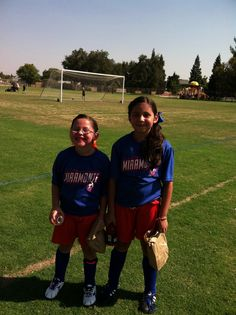 Soccer ⚽️ Go Miramonte!