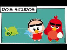 Mônica Toy | Dois bicudos (especial Angry Birds) - YouTube