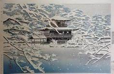 impressionniste estampe japonaise - Bing Images